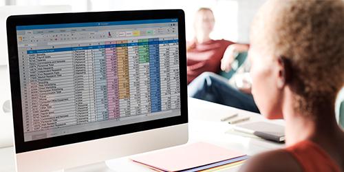 Excel-Kurs Pivot-Tabellen und XVERWEIS